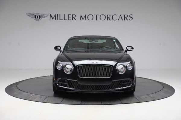 Used 2015 Bentley Continental GTC Speed for sale $129,900 at Bugatti of Greenwich in Greenwich CT 06830 20