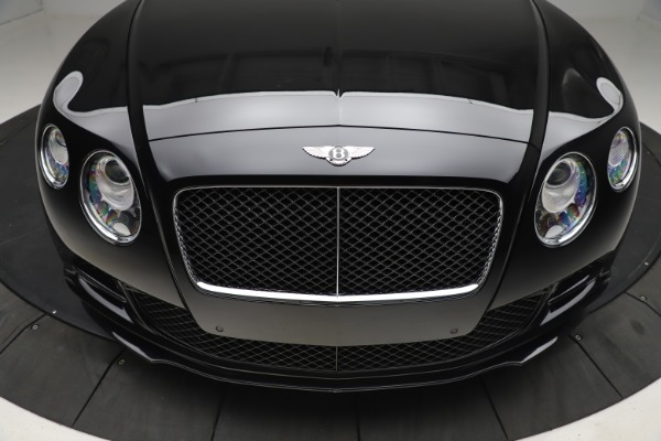 Used 2015 Bentley Continental GTC Speed for sale $129,900 at Bugatti of Greenwich in Greenwich CT 06830 21