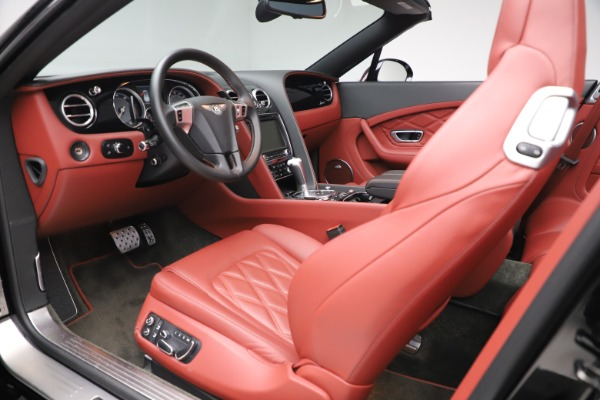 Used 2015 Bentley Continental GTC Speed for sale $129,900 at Bugatti of Greenwich in Greenwich CT 06830 25