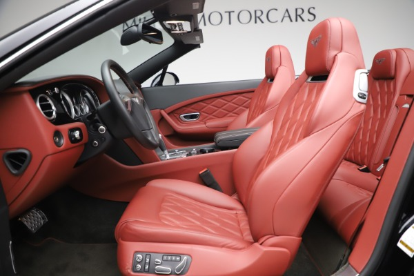 Used 2015 Bentley Continental GTC Speed for sale $129,900 at Bugatti of Greenwich in Greenwich CT 06830 26