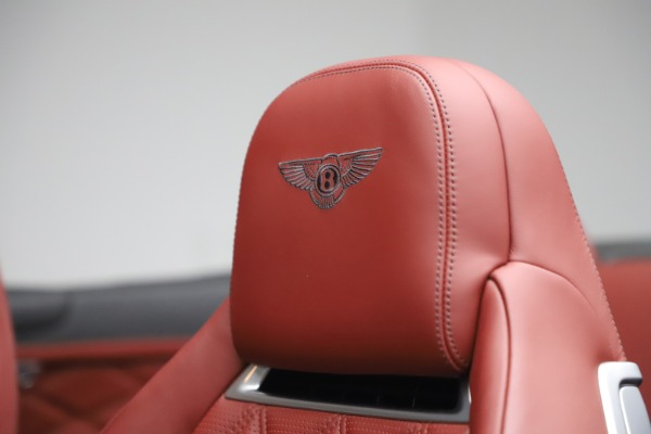 Used 2015 Bentley Continental GTC Speed for sale $129,900 at Bugatti of Greenwich in Greenwich CT 06830 28