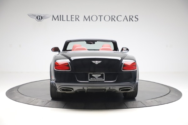 Used 2015 Bentley Continental GTC Speed for sale $129,900 at Bugatti of Greenwich in Greenwich CT 06830 6