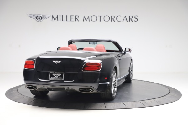 Used 2015 Bentley Continental GTC Speed for sale $129,900 at Bugatti of Greenwich in Greenwich CT 06830 7