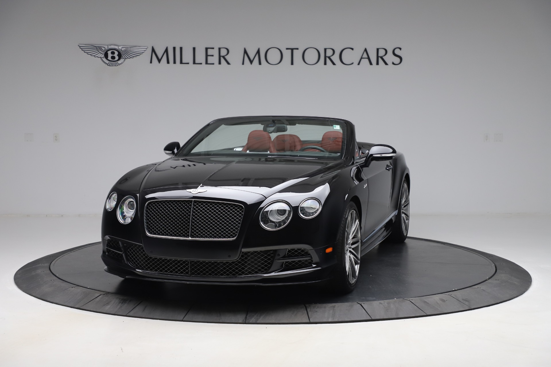 Used 2015 Bentley Continental GTC Speed for sale $129,900 at Bugatti of Greenwich in Greenwich CT 06830 1