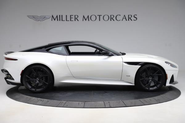 New 2019 Aston Martin DBS Superleggera for sale $345,631 at Bugatti of Greenwich in Greenwich CT 06830 10