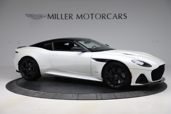 New 2019 Aston Martin DBS Superleggera for sale $345,631 at Bugatti of Greenwich in Greenwich CT 06830 11