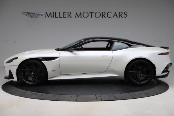 New 2019 Aston Martin DBS Superleggera for sale $345,631 at Bugatti of Greenwich in Greenwich CT 06830 4