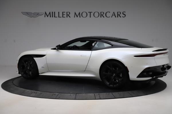 New 2019 Aston Martin DBS Superleggera for sale $345,631 at Bugatti of Greenwich in Greenwich CT 06830 5