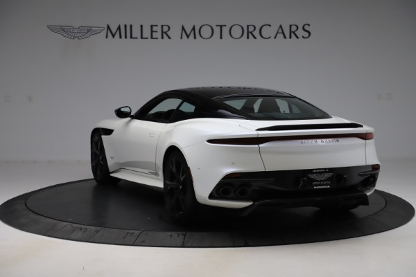 New 2019 Aston Martin DBS Superleggera for sale $345,631 at Bugatti of Greenwich in Greenwich CT 06830 6