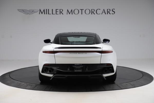 New 2019 Aston Martin DBS Superleggera for sale $345,631 at Bugatti of Greenwich in Greenwich CT 06830 7
