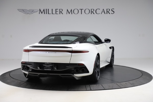 New 2019 Aston Martin DBS Superleggera for sale $345,631 at Bugatti of Greenwich in Greenwich CT 06830 8