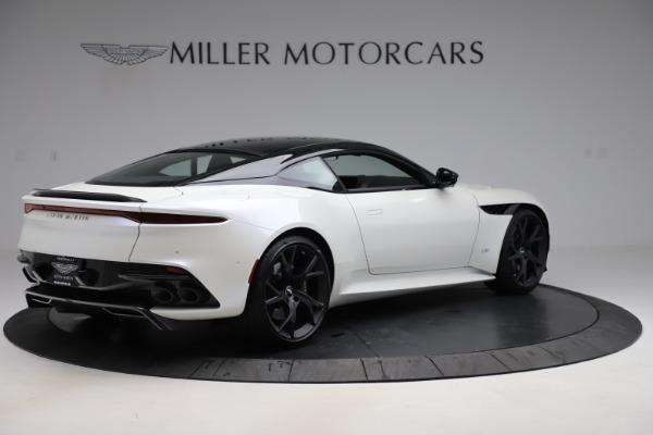 New 2019 Aston Martin DBS Superleggera for sale $345,631 at Bugatti of Greenwich in Greenwich CT 06830 9