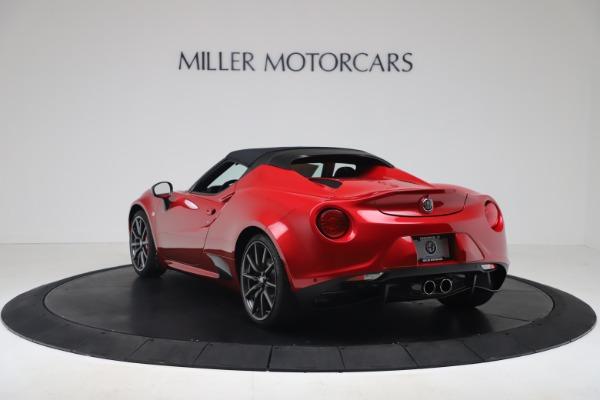New 2020 Alfa Romeo 4C Spider for sale $82,395 at Bugatti of Greenwich in Greenwich CT 06830 15