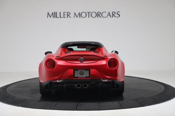 New 2020 Alfa Romeo 4C Spider for sale $82,395 at Bugatti of Greenwich in Greenwich CT 06830 6