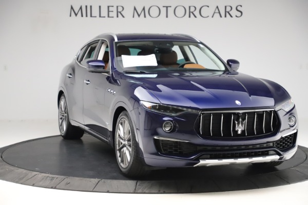 New 2020 Maserati Levante S Q4 GranLusso for sale $96,785 at Bugatti of Greenwich in Greenwich CT 06830 11