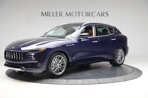 New 2020 Maserati Levante S Q4 GranLusso for sale $96,785 at Bugatti of Greenwich in Greenwich CT 06830 2