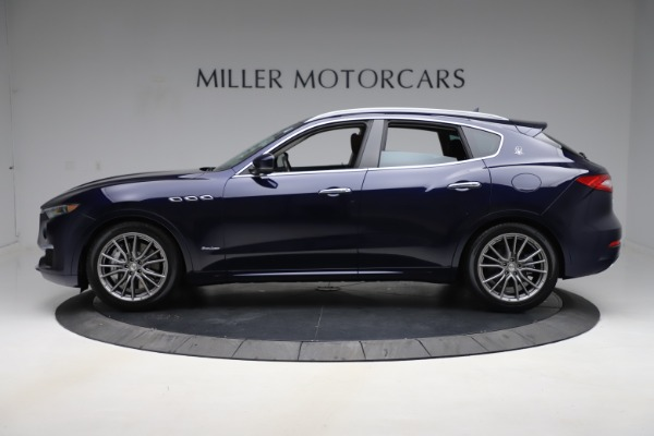 New 2020 Maserati Levante S Q4 GranLusso for sale $96,785 at Bugatti of Greenwich in Greenwich CT 06830 3