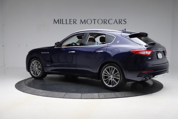 New 2020 Maserati Levante S Q4 GranLusso for sale $96,785 at Bugatti of Greenwich in Greenwich CT 06830 4
