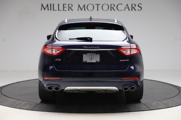 New 2020 Maserati Levante S Q4 GranLusso for sale $96,785 at Bugatti of Greenwich in Greenwich CT 06830 6