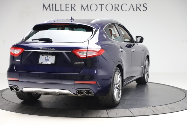 New 2020 Maserati Levante S Q4 GranLusso for sale $96,785 at Bugatti of Greenwich in Greenwich CT 06830 7