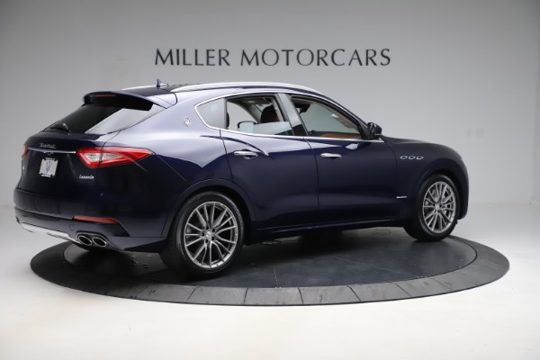 New 2020 Maserati Levante S Q4 GranLusso for sale $96,785 at Bugatti of Greenwich in Greenwich CT 06830 8