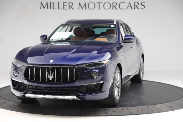 New 2020 Maserati Levante S Q4 GranLusso for sale $96,785 at Bugatti of Greenwich in Greenwich CT 06830 1