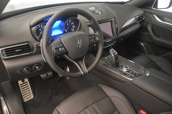 New 2020 Maserati Levante S Q4 GranSport for sale $101,585 at Bugatti of Greenwich in Greenwich CT 06830 13