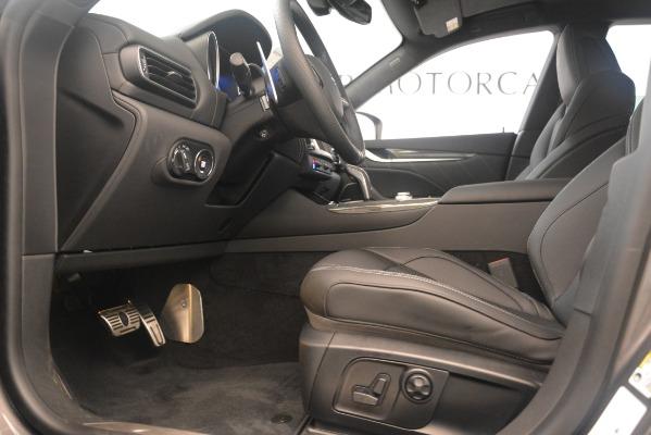 New 2020 Maserati Levante S Q4 GranSport for sale $101,585 at Bugatti of Greenwich in Greenwich CT 06830 14