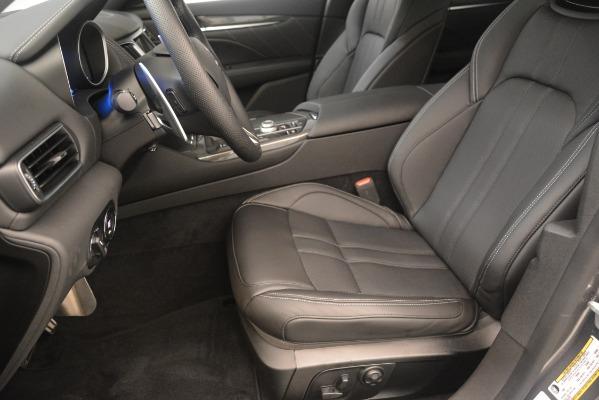 New 2020 Maserati Levante S Q4 GranSport for sale $101,585 at Bugatti of Greenwich in Greenwich CT 06830 15