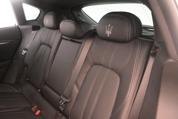 New 2020 Maserati Levante S Q4 GranSport for sale $101,585 at Bugatti of Greenwich in Greenwich CT 06830 18
