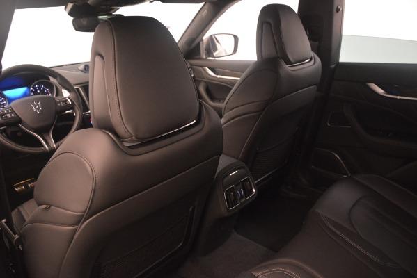New 2020 Maserati Levante S Q4 GranSport for sale $101,585 at Bugatti of Greenwich in Greenwich CT 06830 20