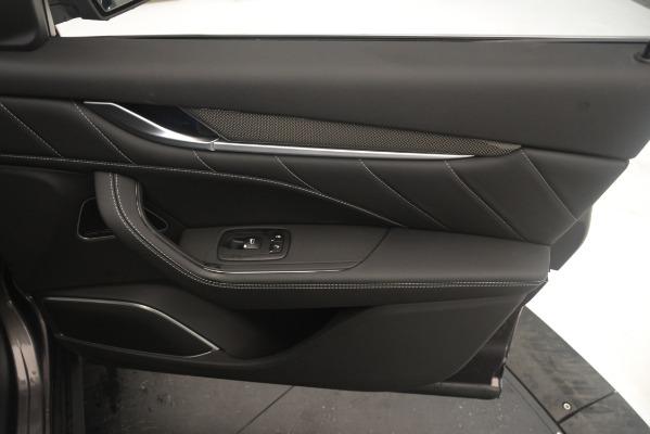 New 2020 Maserati Levante S Q4 GranSport for sale $101,585 at Bugatti of Greenwich in Greenwich CT 06830 25