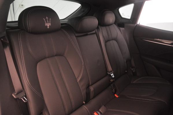 New 2020 Maserati Levante S Q4 GranSport for sale $101,585 at Bugatti of Greenwich in Greenwich CT 06830 26