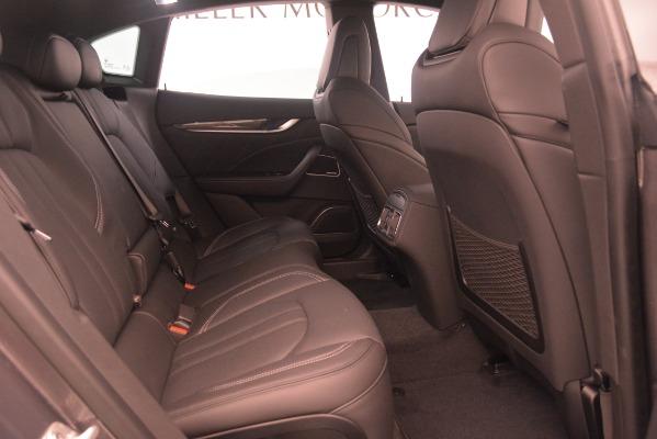 New 2020 Maserati Levante S Q4 GranSport for sale $101,585 at Bugatti of Greenwich in Greenwich CT 06830 27