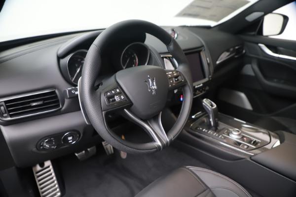 New 2020 Maserati Levante S Q4 GranSport for sale $106,585 at Bugatti of Greenwich in Greenwich CT 06830 13