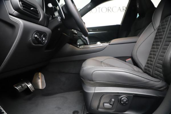 New 2020 Maserati Levante S Q4 GranSport for sale $106,585 at Bugatti of Greenwich in Greenwich CT 06830 14