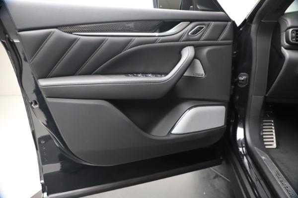 New 2020 Maserati Levante S Q4 GranSport for sale $106,585 at Bugatti of Greenwich in Greenwich CT 06830 17