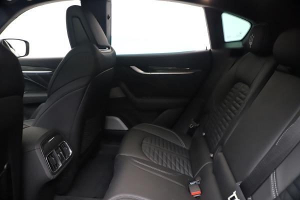 New 2020 Maserati Levante S Q4 GranSport for sale $106,585 at Bugatti of Greenwich in Greenwich CT 06830 19