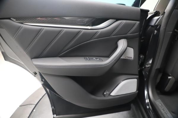 New 2020 Maserati Levante S Q4 GranSport for sale $106,585 at Bugatti of Greenwich in Greenwich CT 06830 21