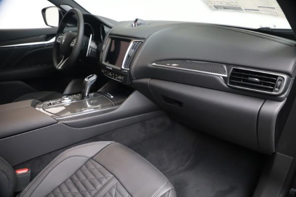 New 2020 Maserati Levante S Q4 GranSport for sale $106,585 at Bugatti of Greenwich in Greenwich CT 06830 22