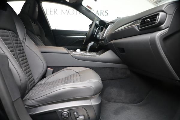 New 2020 Maserati Levante S Q4 GranSport for sale $106,585 at Bugatti of Greenwich in Greenwich CT 06830 23