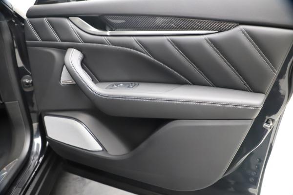 New 2020 Maserati Levante S Q4 GranSport for sale $106,585 at Bugatti of Greenwich in Greenwich CT 06830 25