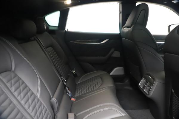 New 2020 Maserati Levante S Q4 GranSport for sale $106,585 at Bugatti of Greenwich in Greenwich CT 06830 27