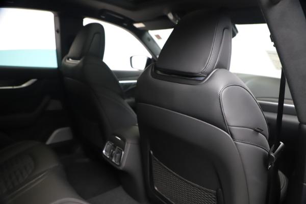New 2020 Maserati Levante S Q4 GranSport for sale $106,585 at Bugatti of Greenwich in Greenwich CT 06830 28