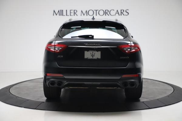 New 2020 Maserati Levante S Q4 GranSport for sale $106,585 at Bugatti of Greenwich in Greenwich CT 06830 6