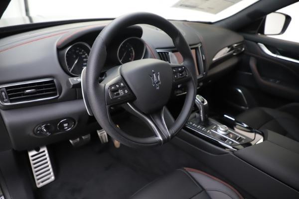 New 2020 Maserati Levante Q4 GranSport for sale $88,885 at Bugatti of Greenwich in Greenwich CT 06830 13