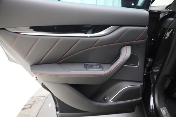 New 2020 Maserati Levante Q4 GranSport for sale $88,885 at Bugatti of Greenwich in Greenwich CT 06830 21