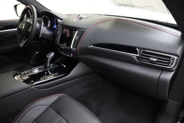 New 2020 Maserati Levante Q4 GranSport for sale $88,885 at Bugatti of Greenwich in Greenwich CT 06830 22