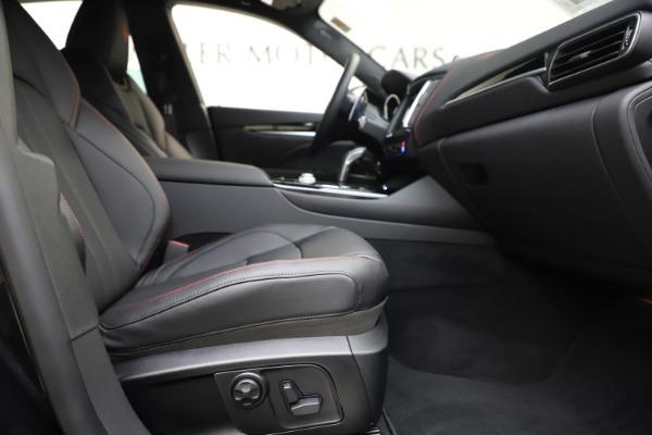 New 2020 Maserati Levante Q4 GranSport for sale $88,885 at Bugatti of Greenwich in Greenwich CT 06830 23