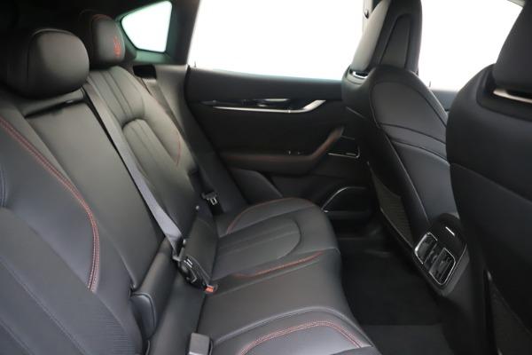 New 2020 Maserati Levante Q4 GranSport for sale $88,885 at Bugatti of Greenwich in Greenwich CT 06830 27